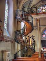 Длинные лестницы