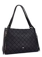 Стильна жіноча шкіряна сумка в 3х кольорах L-JY2282