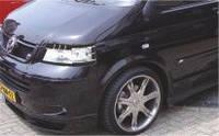 Защита на фары VW T5(2003-)