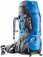 Треккинговый рюкзак Deuter Aircontact PRO 60+15 ocean/anthracite (33823 3408)