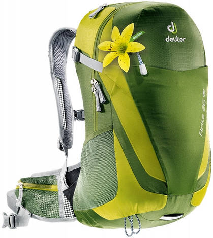 Рюкзак туристический женский Deuter AirLite 26 SL pine/moss (4420415 2250)