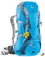 Рюкзак туристический женский Deuter Futura 30 SL turquoise/arctic (34244 3332)