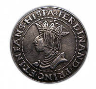 1 2 талера 1527 года Фердинанд 4 №240 копия
