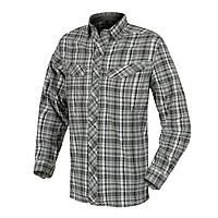 Рубашка с длинным рукавом Helikon-Tex® DEFENDER Mk2 City Shirt® - Pine Plaid XL