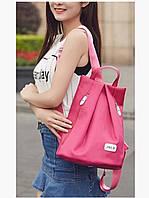 Молодёжные рюкзаки из кожзама кожи, фото 1