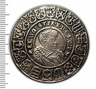 Саксонский талер 1615 IOHAN GEORG Иоганна Георга 1 №241 копия