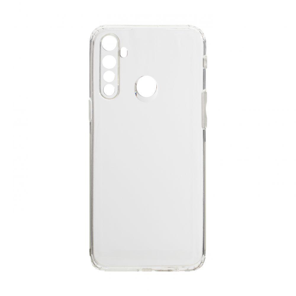 Чехол  прозрачный для Realme 5 / чехол  реалми 5