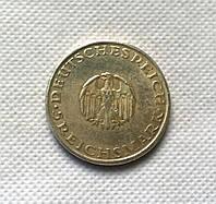 5 марок 1929 года Веймар №245 копия