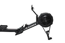 Гребной тренажер Fit-On Air Rower (Concept S7), фото 3