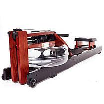 Гребний тренажер Fit-On Row Ash M5 (Ясен), код: 4434-0001, фото 2