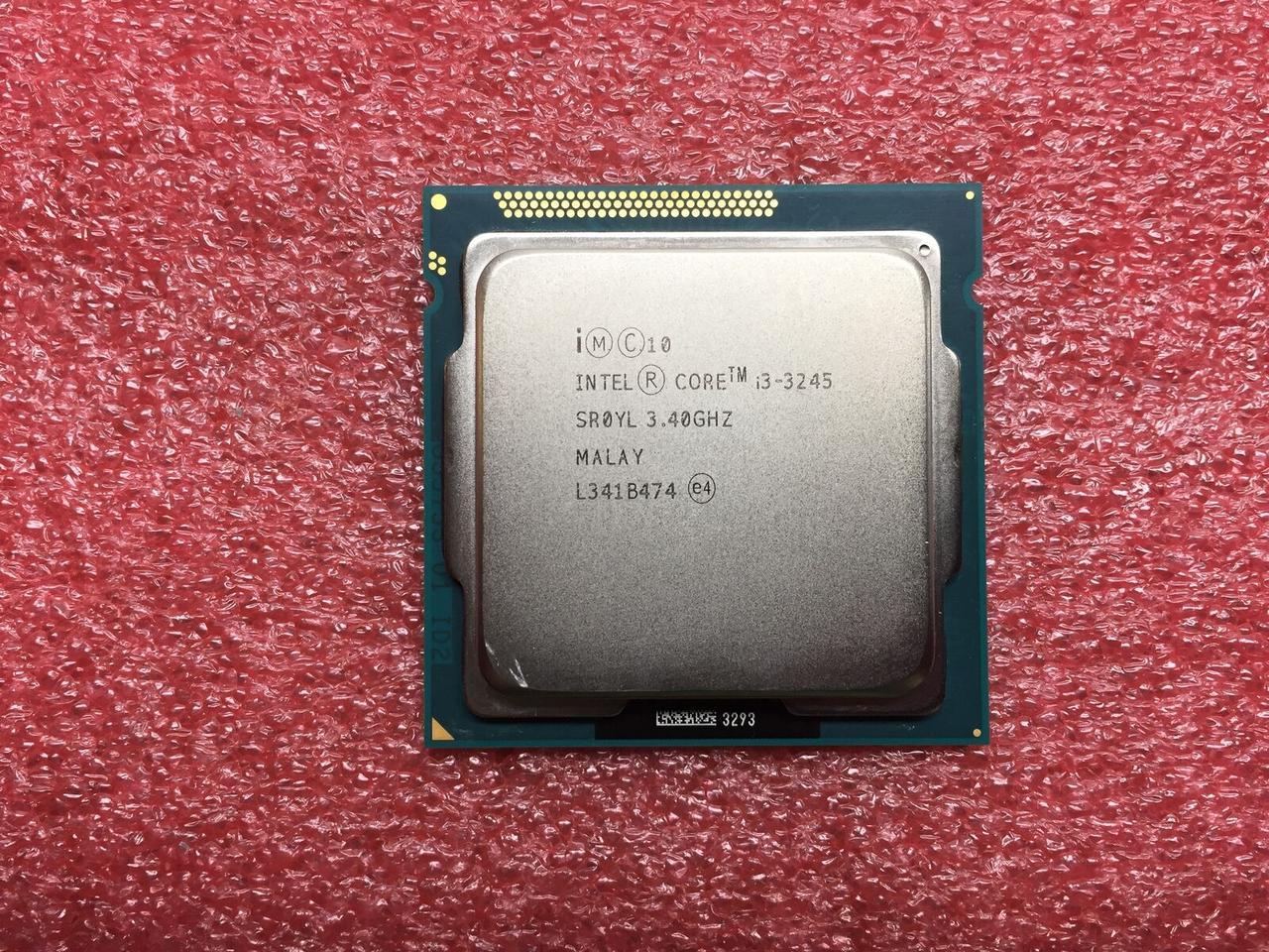 Процесор Intel Core i3-3245 3.40 GHz, s1155, tray