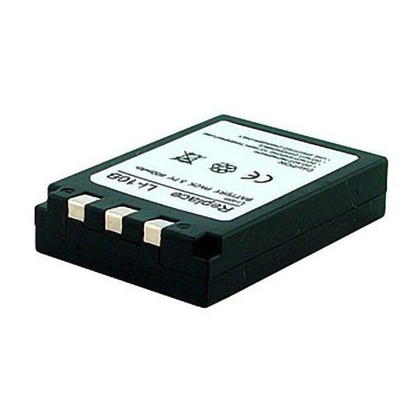 Аккумулятор для фотоаппарата Sanyo DB-L10 / Olympus LI-10B/12B (1150 mAh)