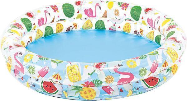 Дитячий надувний басейн 59421 Intex