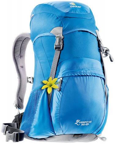Рюкзак туристический женский Deuter Zugspitze 20 SL coolblue/bay (34500 3317)