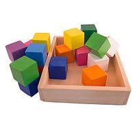 Цветные кубики, NATI