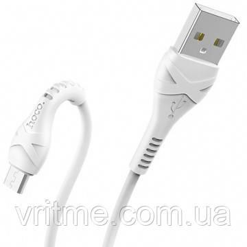 Кабель micro USB type-C Hoco X37, 1m