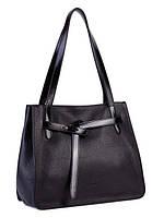 Ділова жіноча шкіряна сумка L-DA92135