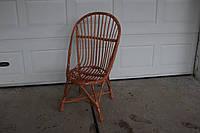 """Плетеное кресло""""Ракушка"""""""