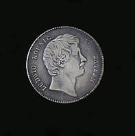Талер 1825 Людвиг Корона №257 копия