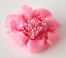 Сеточка на гульку/пучок Fashion объемная розовая