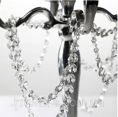 Свадебный декор ( нити из бусин ) - Kristall-S в Запорожье