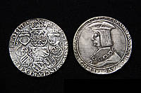 Талер 1518 года Максимилиан Германия №260 копия, фото 1