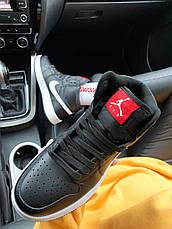"Женские кроссовки Air Jordan 1 Retro High OG ""Yin Yang"" Black/White 575441-011, фото 3"