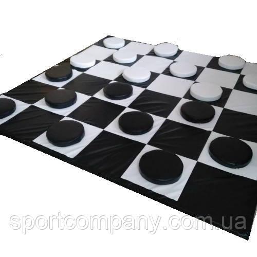 Напольная детская игра Шашки TIA-SPORT