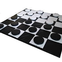 Напольная детская игра Шашки TIA-SPORT, фото 1