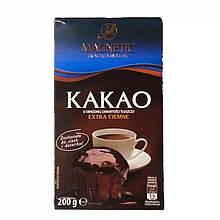 Какао Magnetic Cacao extra ciemne 200g Польша