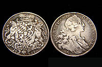 Талер 1763  №268 копия, фото 1