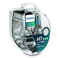 Лампа галогенна Philips H7 X-tremeVision Pro150 +150% 12V 55W 12972XVPS2, Лампа, галогенна, Philips, H7, X-tremeVision, Pro150,