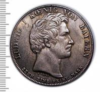 Талер 1833 Бавария таможенный союз №270 копия