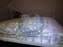 Кованые кровати в ассортименте