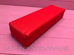Подушка для маникюра Красный