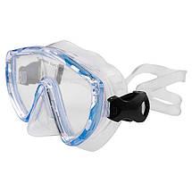 Набор для плавания Dolvor М171P+SN59P, маска трубка, 8+, фото 2