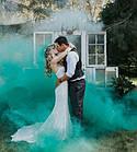 Цветной дым Зеленый Smoking Fountain GREEN Maxsem оригинал!, фото 7