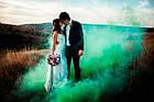 Цветной дым Зеленый Smoking Fountain GREEN Maxsem оригинал!, фото 6