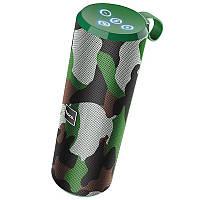 Bluetooth Колонка Hoco BS33 Зелений