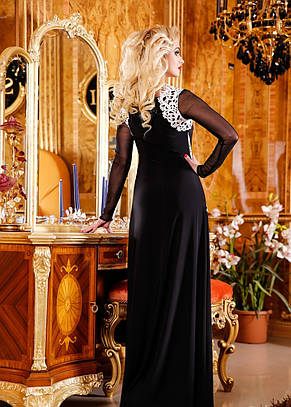 Вечернее платье в пол, фото 2