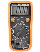 Мультиметр Цифровий Тестер VC - 890C, фото 1