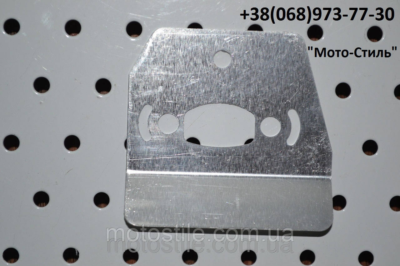 Пластина-термоизолятор карбюратора к бензопиле Husqvarna 137/142