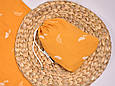 Муслиновая накидка для годування з сумочкою-чохлом, гірчична, фото 8