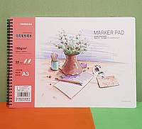 Скетчбук (Альбом для рисования) Формат А3 плотность бумаги 160 g/m