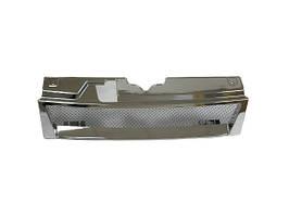 Решетка радиатора ВАЗ 2110 хром сетка