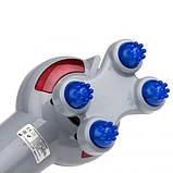 Ручной вибрационный массажер для тела Magic Massager 8 в 1 с инфракрасным излучением, фото 5