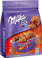 Цукерки Milka Daim Snax 145 g