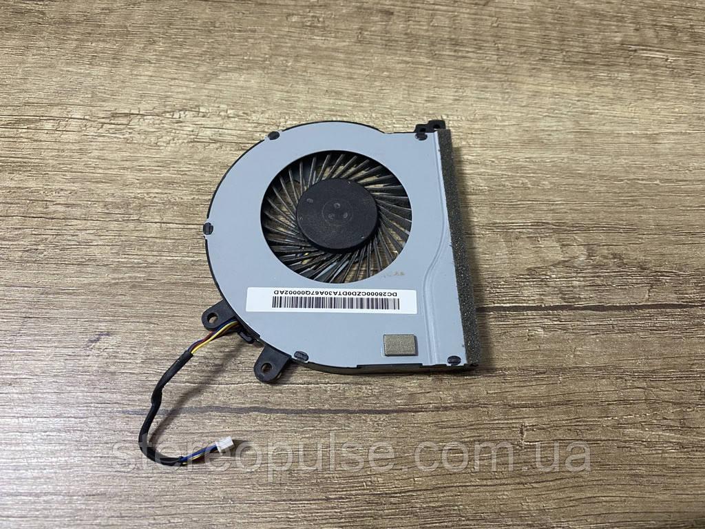 Вентилятор (кулер) Delta electronics NS75С10 для ноутбука Lenovo ideapad 310-15IKB (5V, 0.5 А)