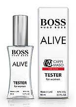 Тестер женский Hugo Boss Boss Alive 60 мл