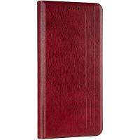 Чехол-книжка Gelius New для Xiaomi Mi 10 Ultra Red